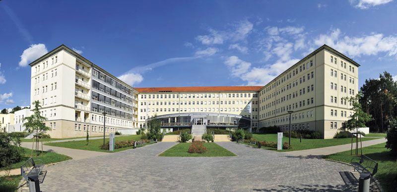 Krankenhaus Pasewalk